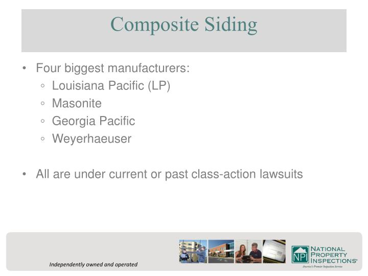 Ppt Composite Siding Powerpoint Presentation Id 5586569