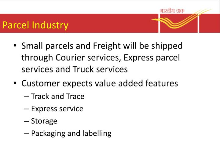 Parcel Industry