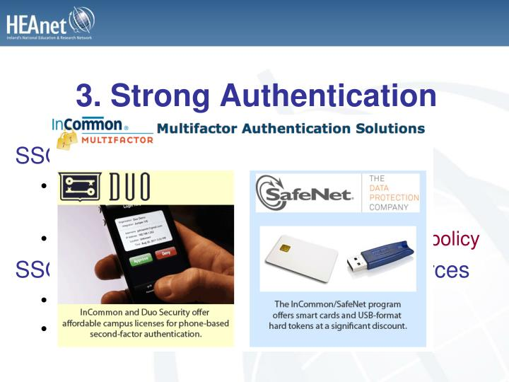 Two factor authentication software solution