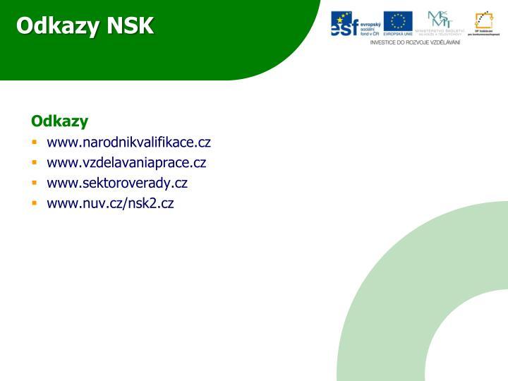 Odkazy NSK