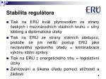 stabilita regul tora1