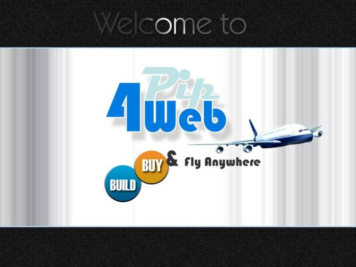 welcome to pip4web com n.