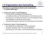 1 5 organisation des controlling7