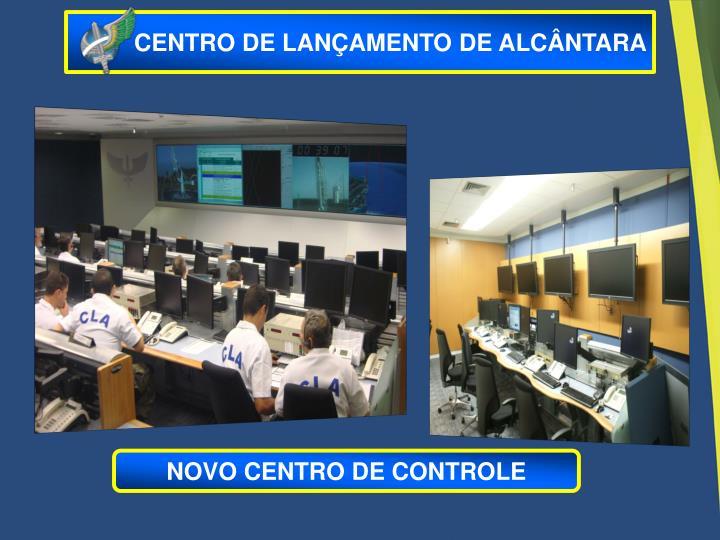 CENTRO DE LANÇAMENTO DE ALCÂNTARA