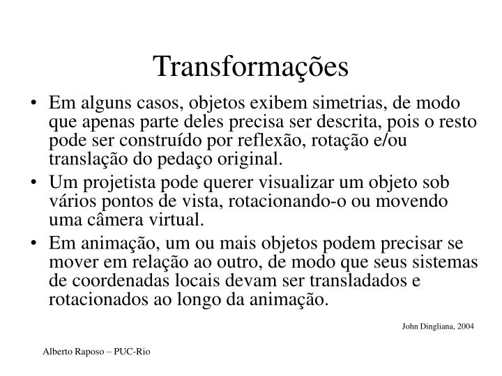 Transforma es