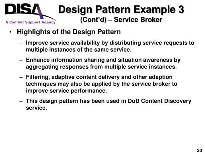 Design Pattern Example 3