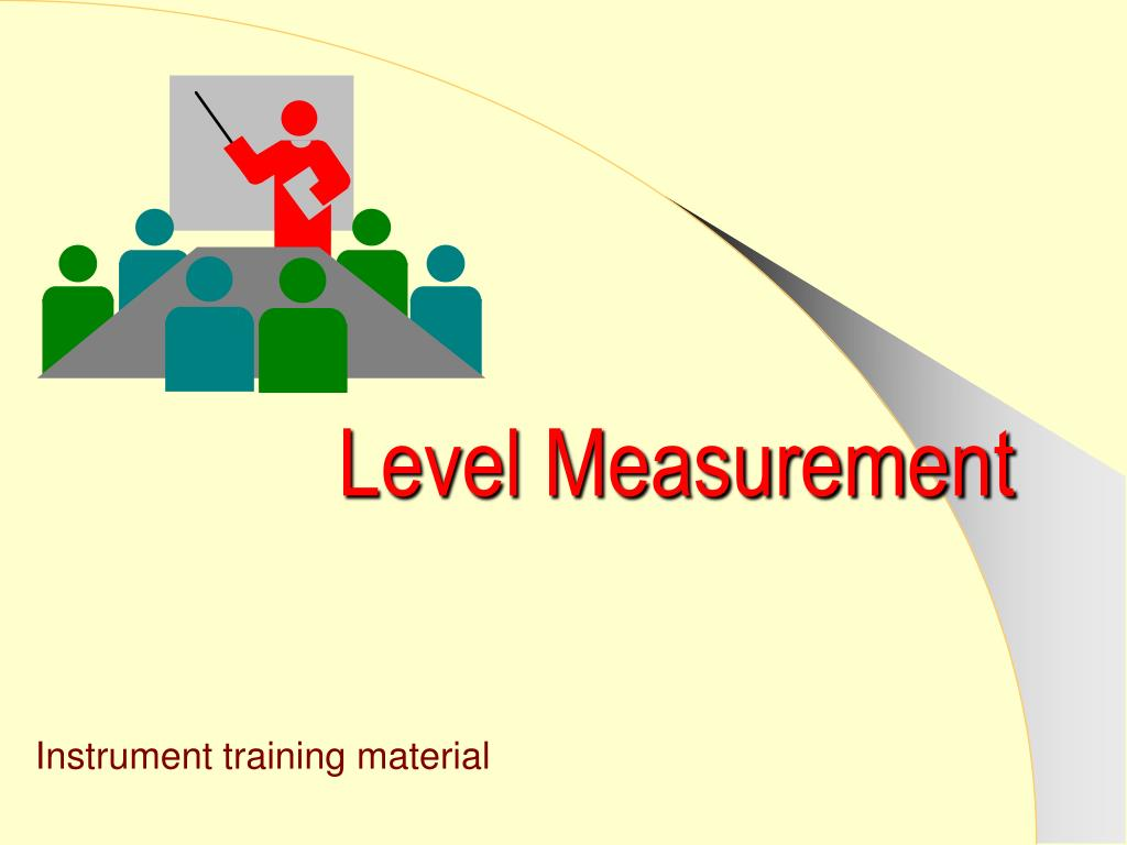 ppt level measurement powerpoint presentation id 5590146