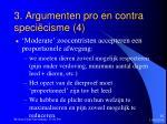 3 argumenten pro en contra speci cisme 4