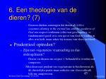 6 een theologie van de dieren 7