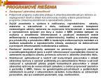 programov rie enia4