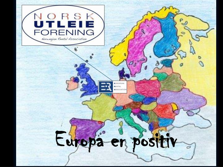 Europa er positiv