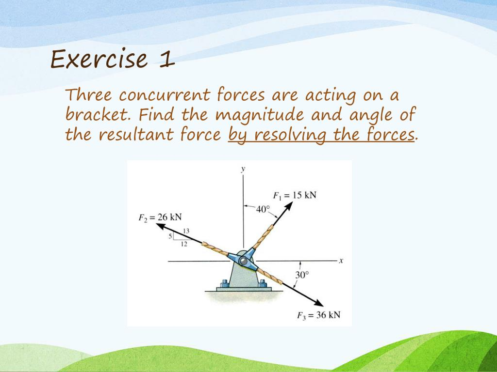 PPT - Forces and equilibrium PowerPoint Presentation - ID