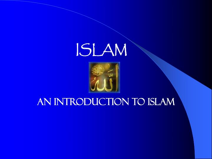 beginning of islam essay Islam, which is today 635 words essay on islam nandita from the beginning, muhammad was absorbed in religion.