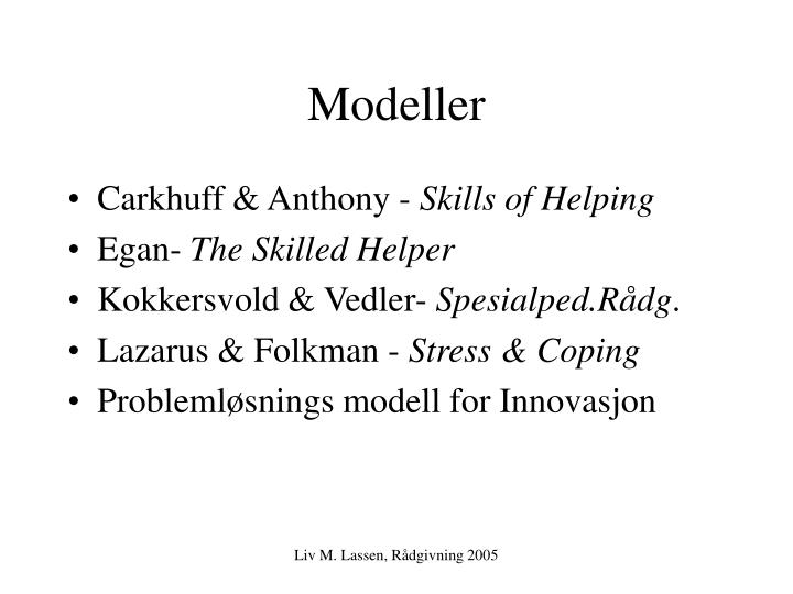 unit 24 egan s skilled helper Unit 24 - egan's skilled helper topics: goal , das model pages: 4 (1280 words) published: june 10, 2014 p1 & m1 – describe processes for initiating, maintaining, developing and conducting a helping relationship and assess how integrating counselling skills should support clients.