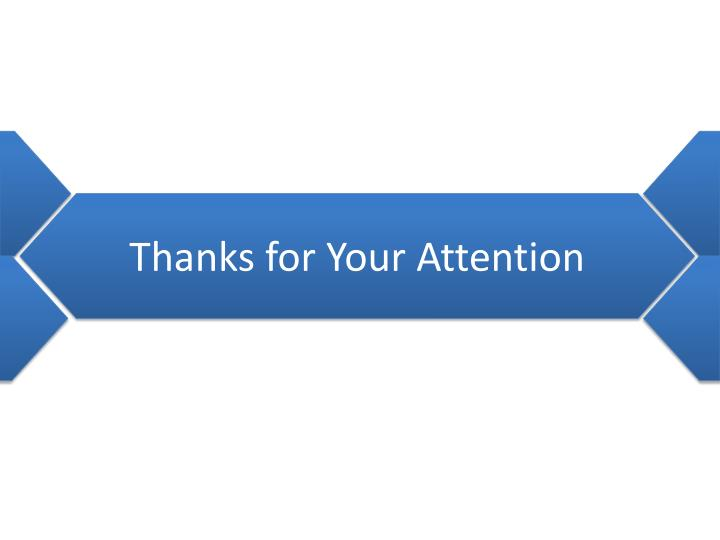 Thanksfor YourAttention