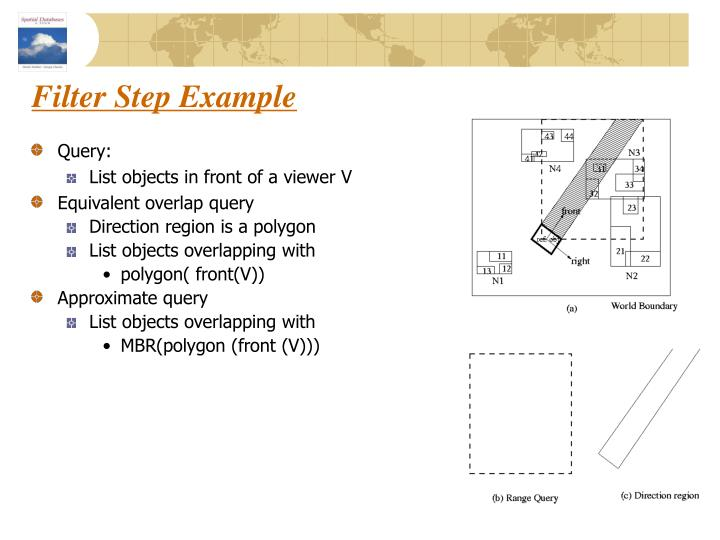 Filter Step Example