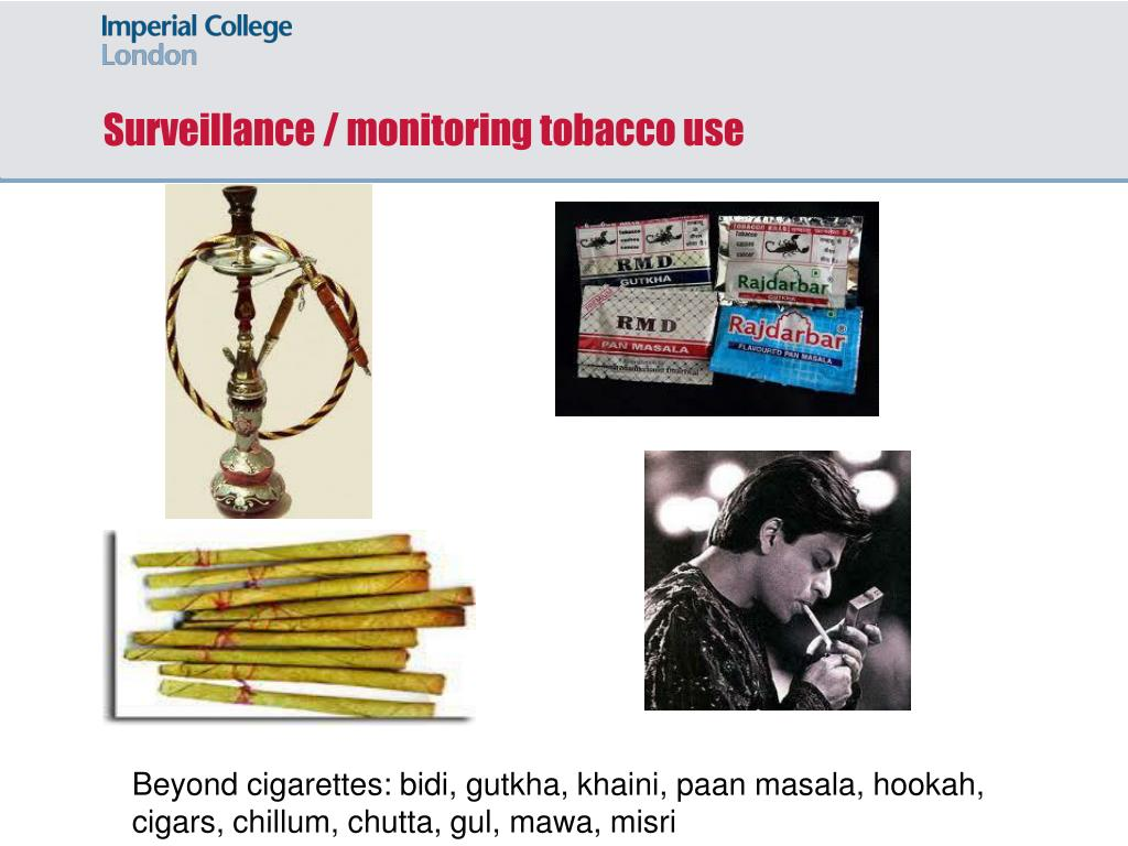 PPT - Tobacco Control in India PowerPoint Presentation - ID