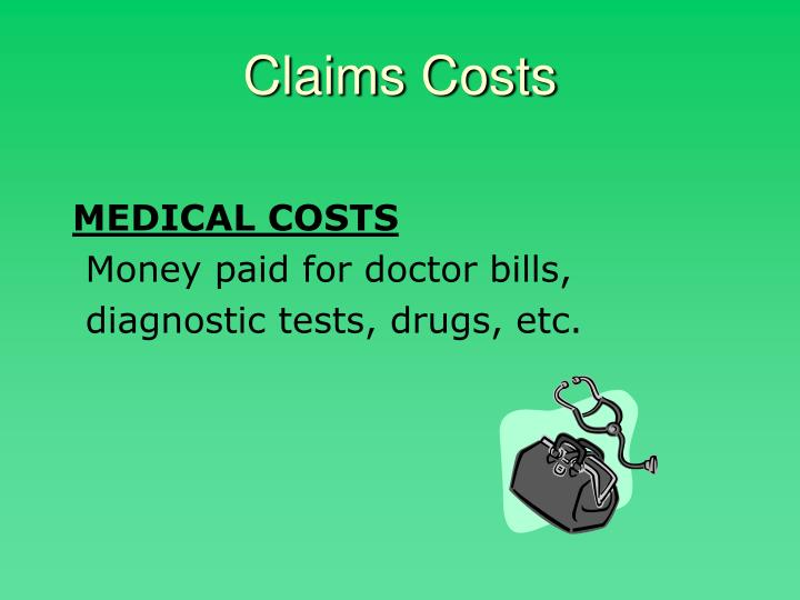 Claims Costs