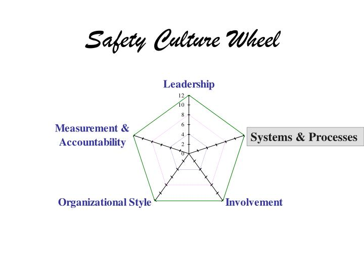 Safety Culture Wheel