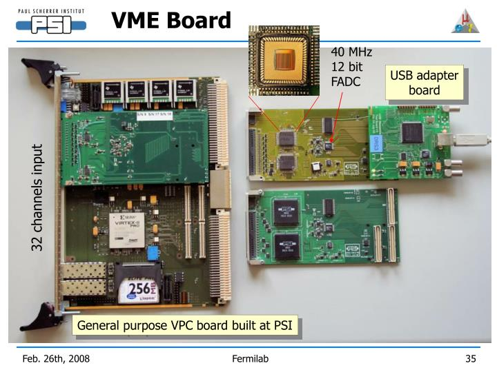 VME Board