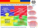 integra o piso seguros social y complementar