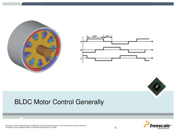 BLDC Motor Control Generally