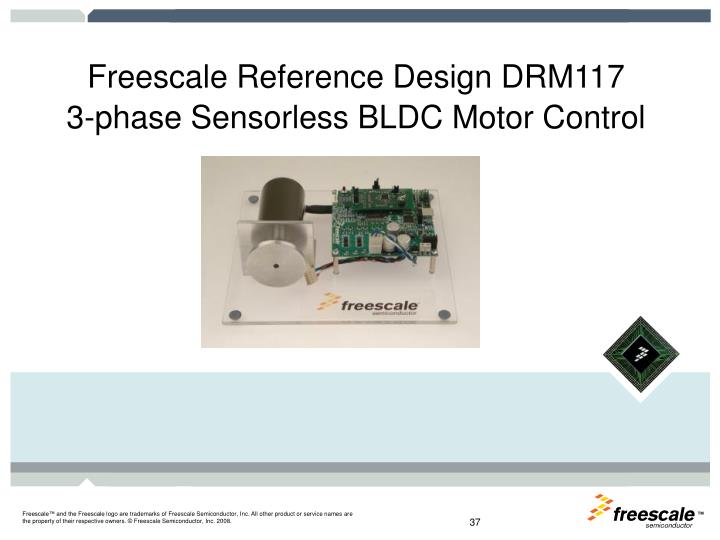 Freescale Reference Design DRM117