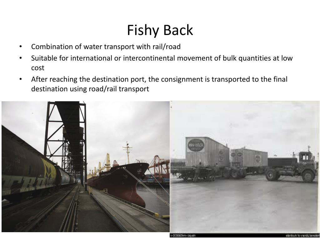 PPT - Transportation PowerPoint Presentation - ID:5597567