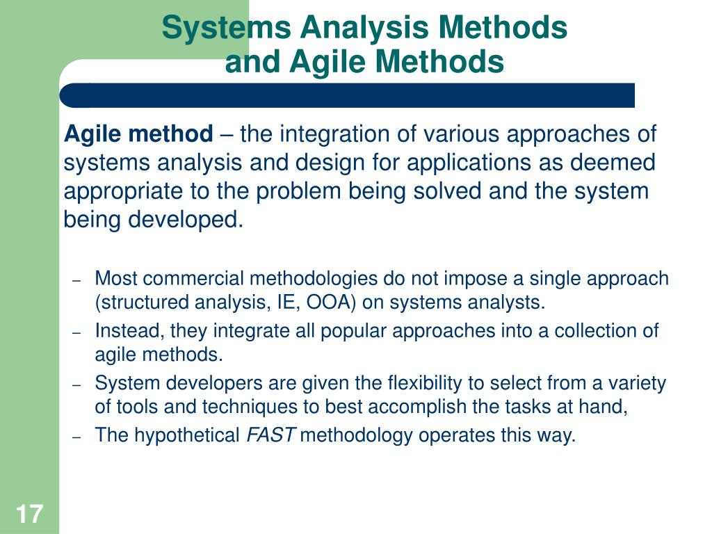 Ppt 2131 Structured System Analysis And Design Powerpoint Presentation Id 5598601