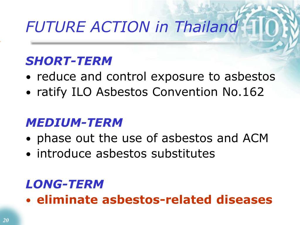 PPT - National Asbestos Workshop (Bangkok, 6-8 March 2007