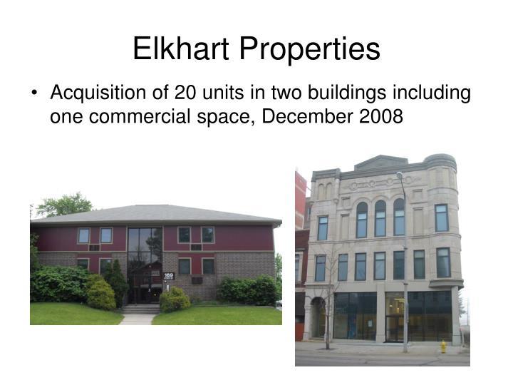 Elkhart Properties