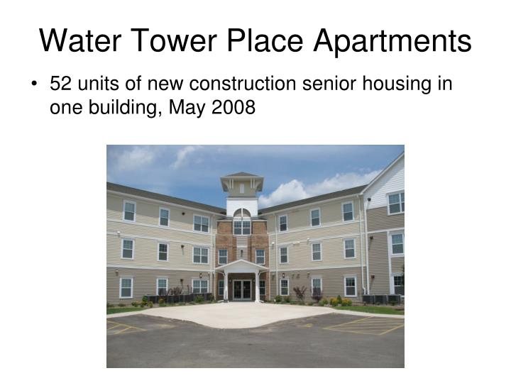 Water Tower Place Apartments