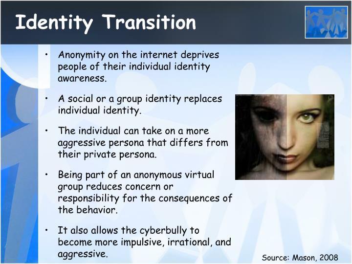 Identity Transition