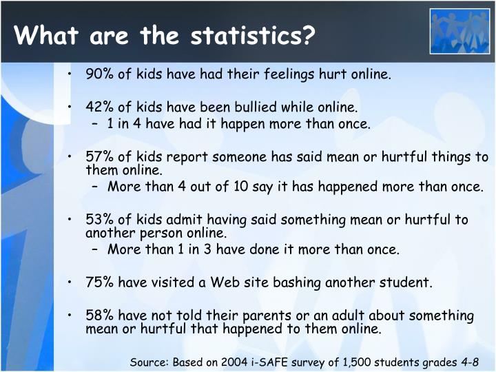 What are the statistics?