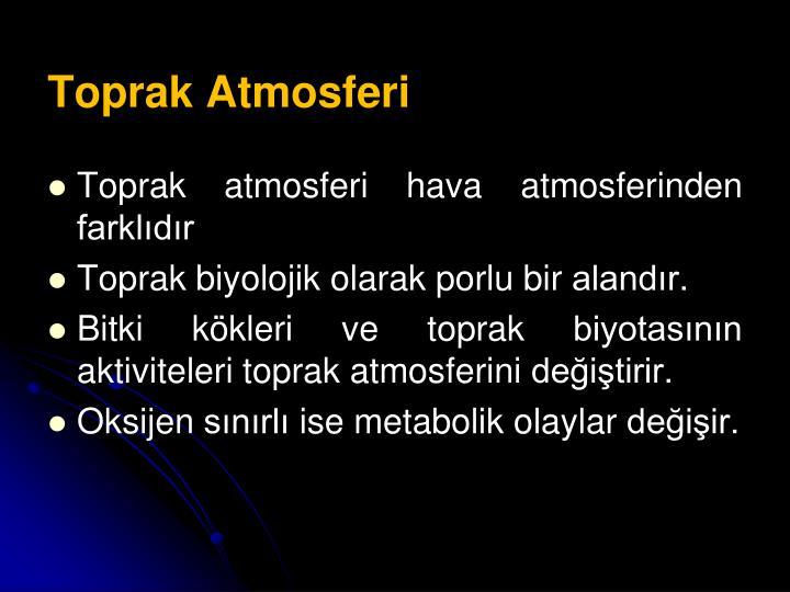 Toprak Atmosferi