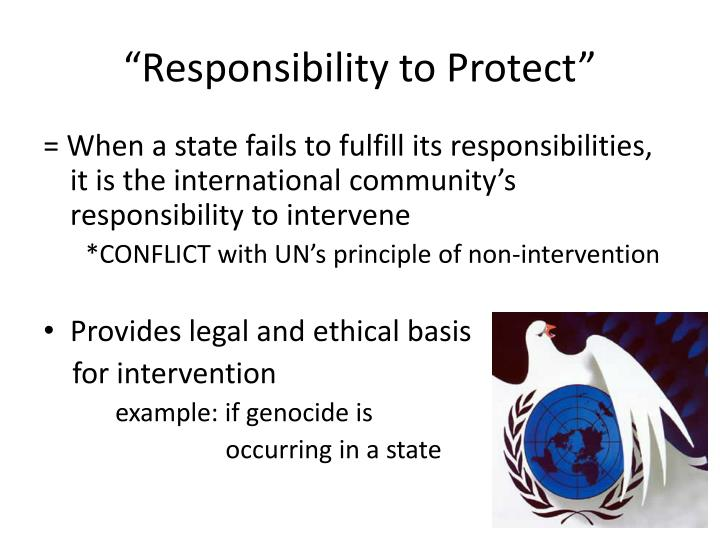 what are the three elements of moral responsibility?