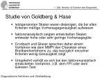 studie von goldberg hase3