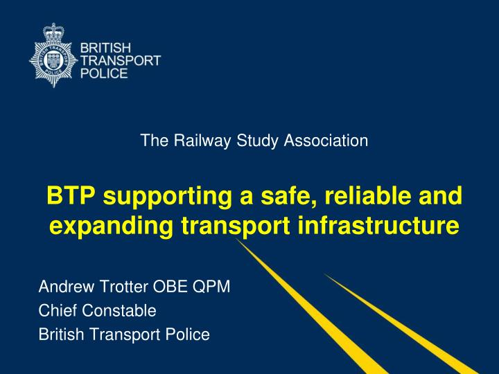 the railway study association btp supporting a safe reliable and expanding transport infrastructure