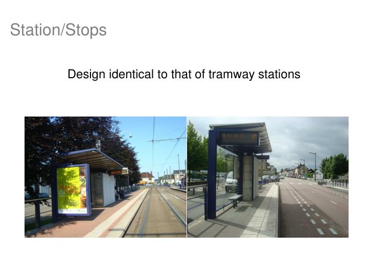 Station/Stops
