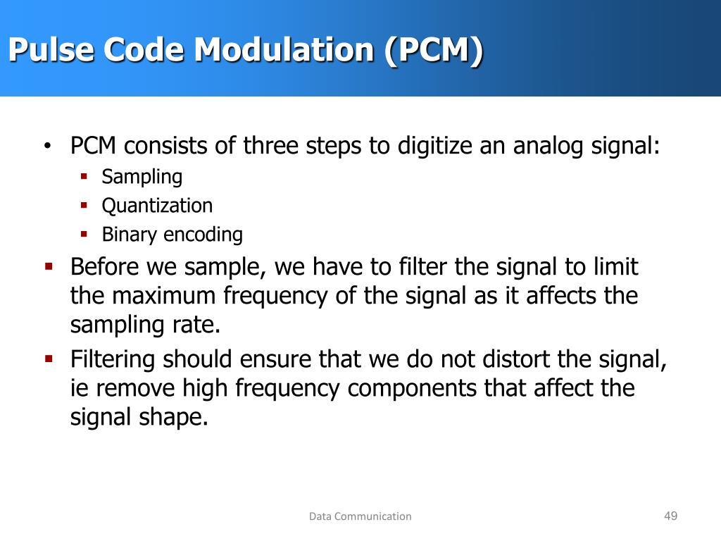 PPT - ECOM 4314 Data Communications Fall September, 2010