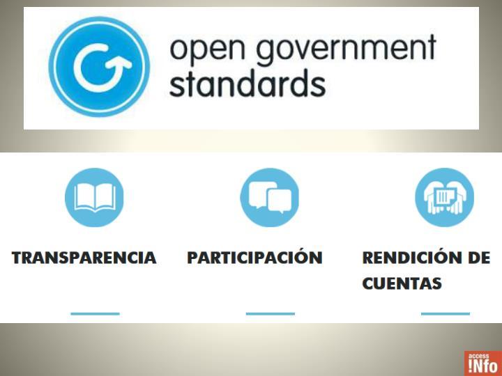 El gobierno abierto en espa a una carrera de obst culos