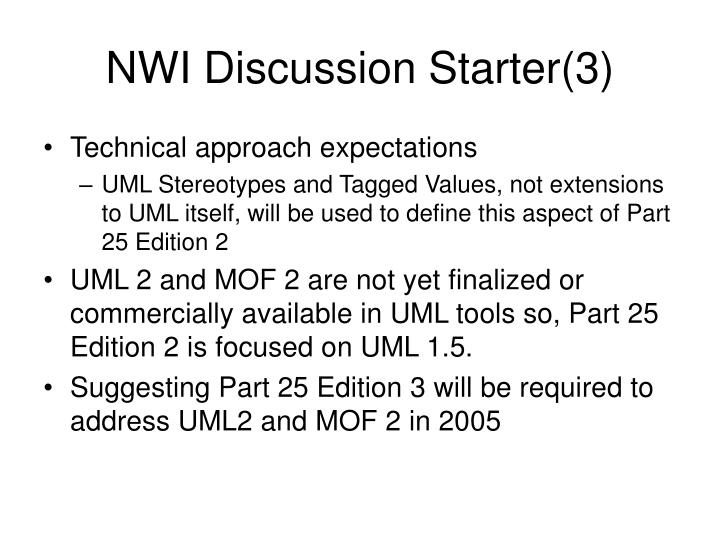 NWI Discussion Starter(3)