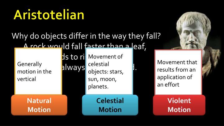 Aristotelian
