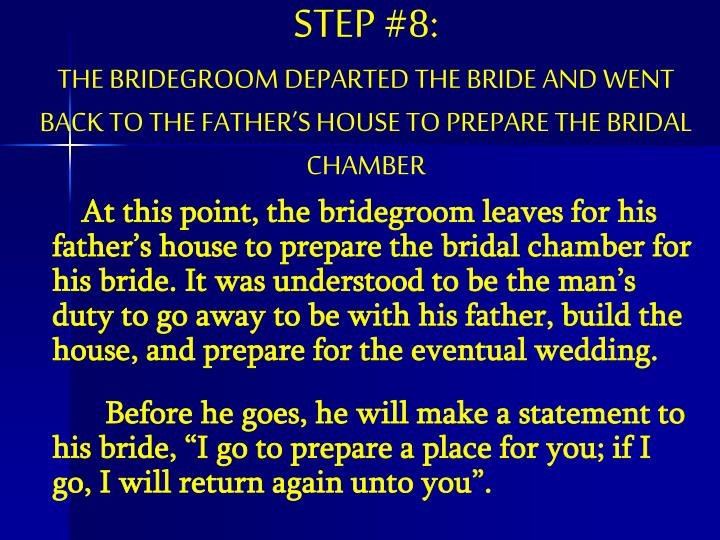 STEP #8: