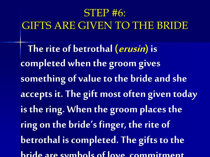 STEP #6: