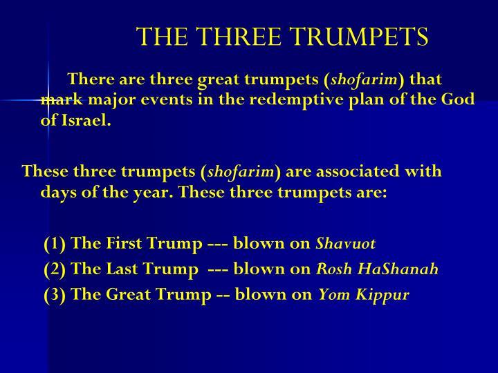 THE THREE TRUMPETS