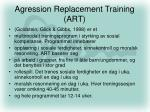 agression replacement training art