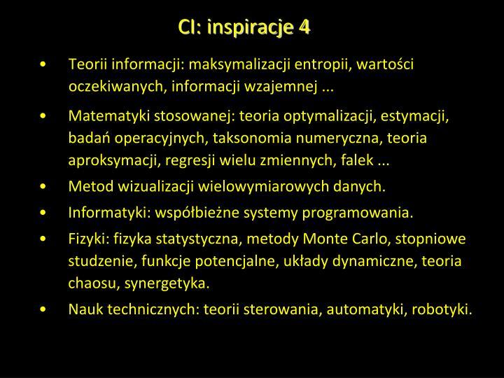 CI: inspiracje 4