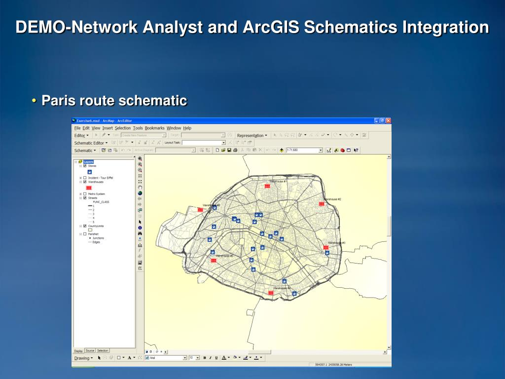 PPT - Creating Transit Route Maps with ArcGIS PowerPoint