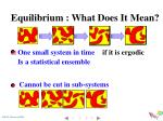 equilibrium what does it mean2
